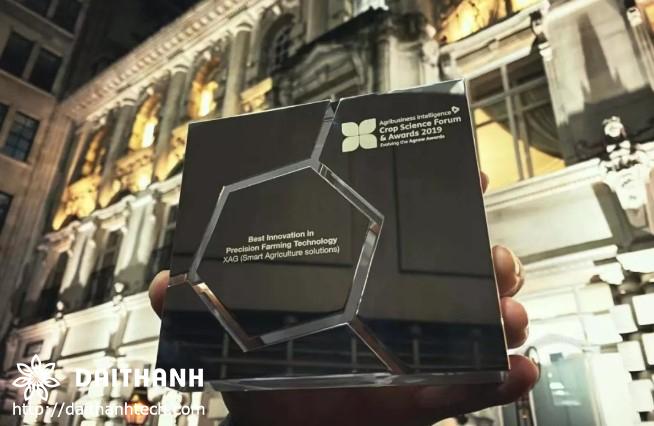 XAG giành giải nhất giải thưởng Agrow Awards