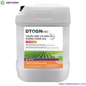 thuốc diệt cỏ hữu cơ sinh học