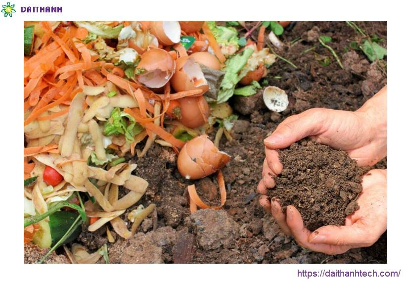 Cách làm phân bón hữu cơ sinh học đơn giản tại nhà